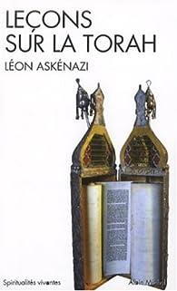 Leçons sur la Torah par Léon Askenazi