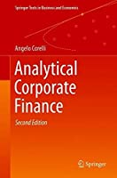 Analytical Corporate Finance, 2nd Edition Front Cover