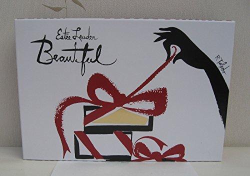 Est e Lauder Beautiful Romantic Destinations Set Limited Edition Eau de parfum spray 2.5 oz. Eau de parfum rollerball pen 0.2 oz. Perfumed body lotion 3.4 oz. Bath and shower gel e 3.4 oz.