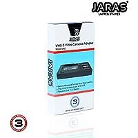 Jaras Jj-Vhs-M1000 Motorized Vhs-C Video Cassette Premium Adapter