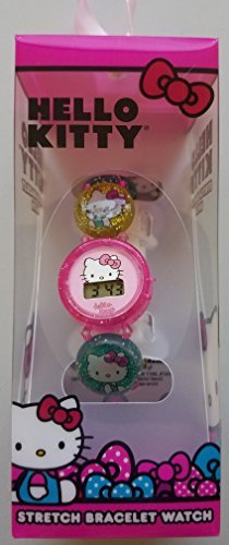 Hello Kitty Stretch Bracelet Watch