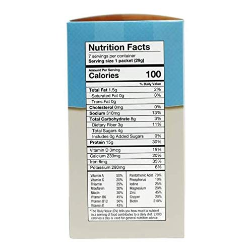 BariatricPal 15g Protein Shake or Pudding - Chocolate Salted Caramel by BariatricPal (Image #2)