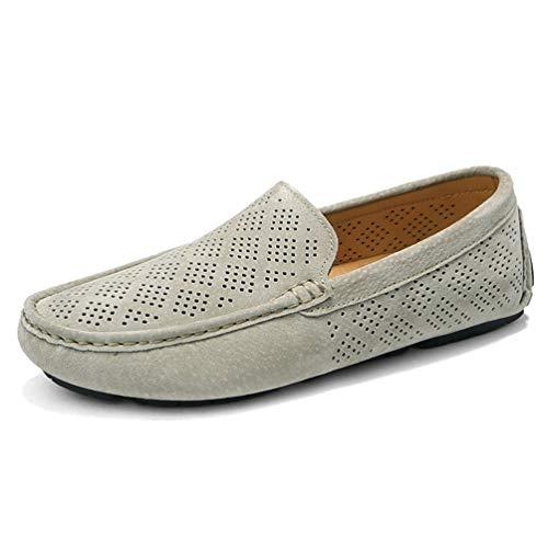 f7d5b78d1942d9 à Homme Lacet de Casual Chaussure de Chaussure Basse de Ville Résistant  Kaki Plate sans Marche Conduite l'usure pour 3Rc5LA4jq