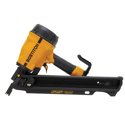 BOSTITCH Framing Nailer, 33-Degree Paper Tape LPF33PT