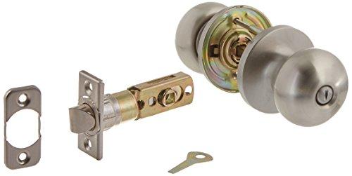 indoor nickel door knobs - 5