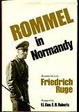 Rommel in Normandy, Friedrich Ruge, 0891410104