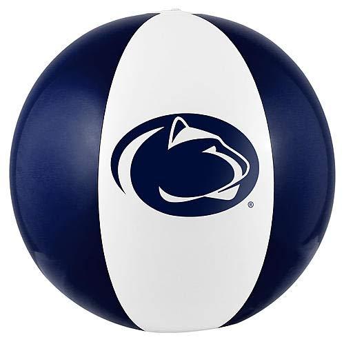 FOCO NCAA Penn State Nittany Lions Unisex Beach BALLPENN State Beach Ball, Team Color, OSFA
