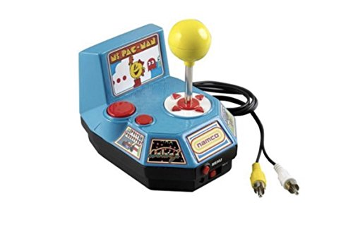 Ms. Pac-Man And Friends Plug & Play 5 TV Games with Twist Control Steering 2nd Edition