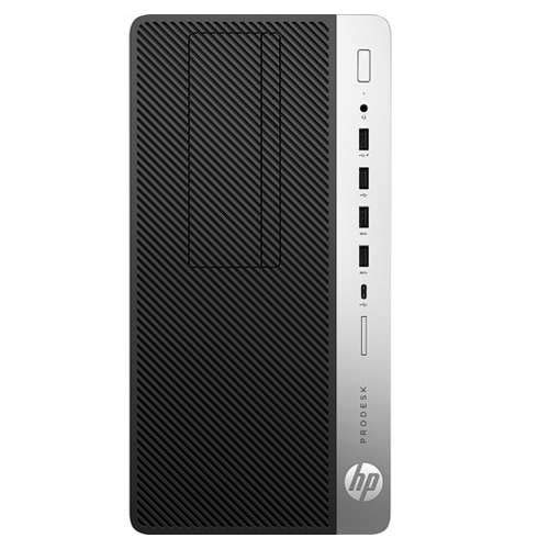 HP ProDesk 600 G3 Micro Desktop Business Tower PC 2019 Flagship, Intel i5-7500 Quad-Core, DVDRW, USB-C, Display Port, Win 10 Pro, Upgrade to 8GB/16GB/32GB RAM, 128GB/256GB/512GB/1TB SSD, 1TB/2TB ()