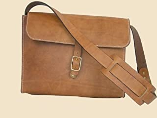 product image for MacPherson Leather Leather Briefcase/Bag