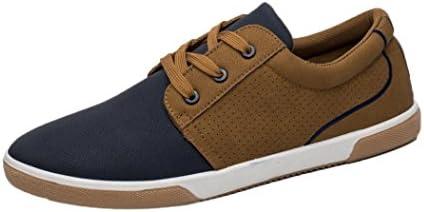 Zapatos de hombre Zapatos masculinos Casual Mocasines Costura ...