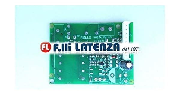 Beretta tarjeta Alarma condensado Art. r10027986 Caldera ...