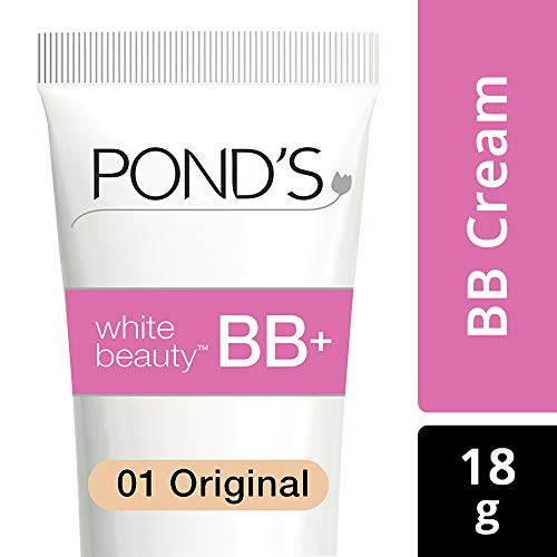 1 X18g Ponds White Beauty All-in-one Bb+fairness Cream Spf30pa++