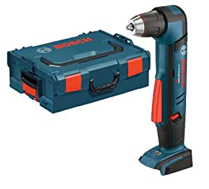 Bosch ADS181BL Bare-Tool 18-volt Lithium-Ion 1/2-Inch Right Angle Drill with L-BOXX-2 and Exact-Fit Tool Insert Tray