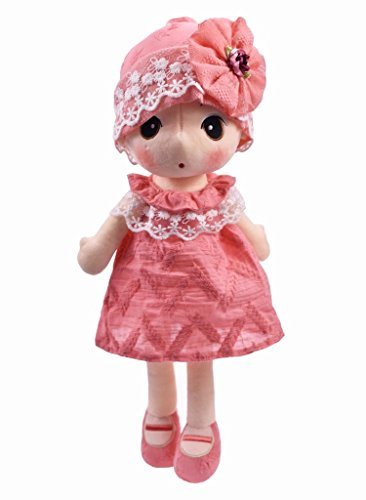 HWD Kawaii Stuffed Soft Plush Toy Doll Girls Gift , 16 Inch (Watermelon Red) from HWD