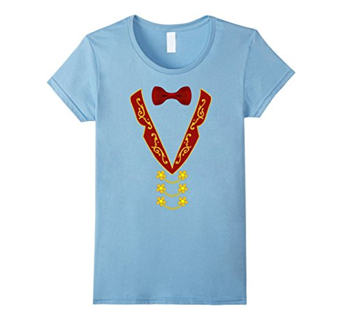 Womens Ringmaster T-Shirt Circus Costume Role Play Fancy Dress XL Baby (Infant Ringmaster Costumes)