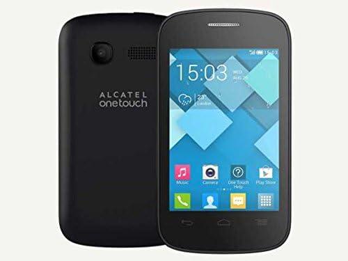 Alcatel One Touch 4015X 3.5 SIM única 0.5GB 4GB 1300mAh Negro: Amazon.es: Electrónica