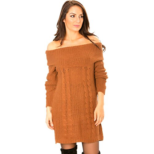 Miss Wear Line -  Vestito  - A barchetta  - Donna