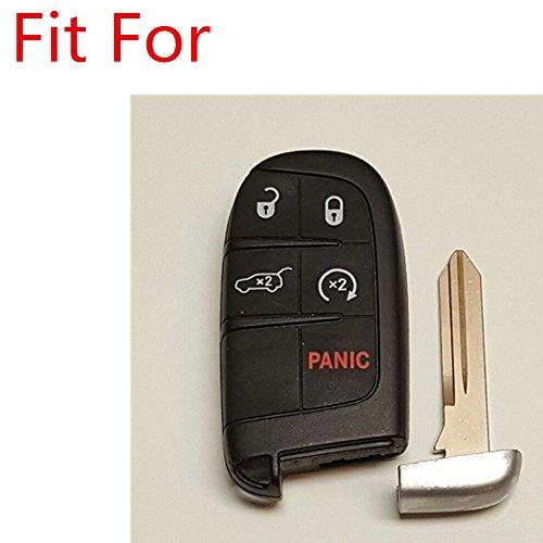 Qty 2 Car Remote Keyless Entry Smart Key Fob For 2011-2014 Chrysler 300 New