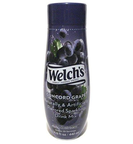Sodamix Welch'S Grape (Soda Stream Syrup Grape compare prices)