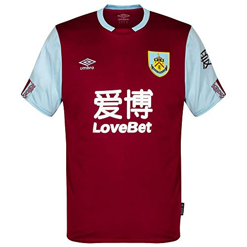 Umbro Burnley Home Camisa 2019-2020