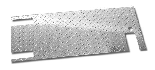 Warrior Products 909D Tailgate Cover for Jeep TJ 97-06 ()