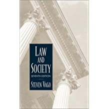 Law and Society by Steven Vago Professor Emeritus (2002-05-30)