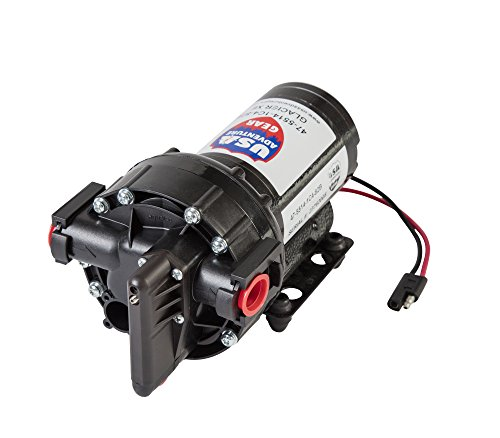 Glacier XE 12v Portable Water Pump featuring USA's 5300 ProGear Professional Grade Pump by USA Adventure Gear (Image #7)
