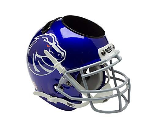 Schutt NCAA Boise State Broncos Football Helmet Desk Caddy, Classic ()