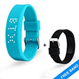 URBST Fitness Tracker, Bluetooth Activity Trackers with Calorie track Step Counter and Sleep Monitor for Android and IOS