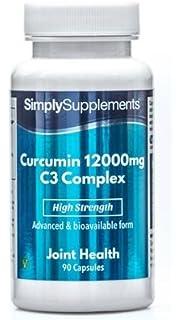 Tong-Il 001200254 Complemento Alimenticio Cúrcuma, 10.000 mg ...