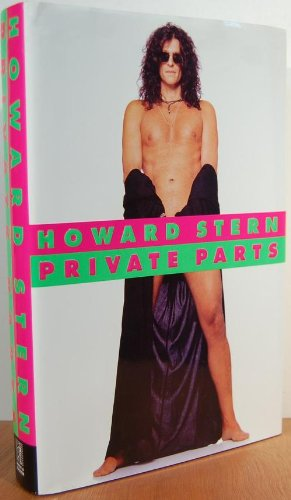 Book cover from Private Parts by Howard Stern