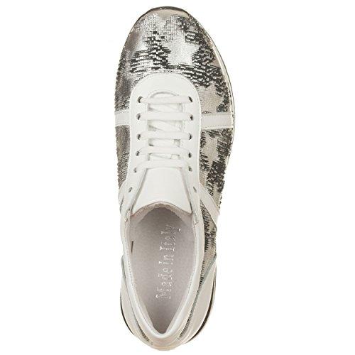 Argento Sneakers Basse Sneakers Argento Sneakers Basse Basse Sneakers Argento Basse wtpR7