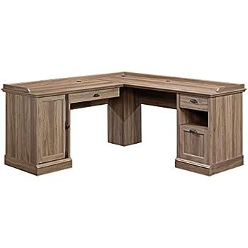 Amazon Com Realspace Magellan Collection L Shaped Desk