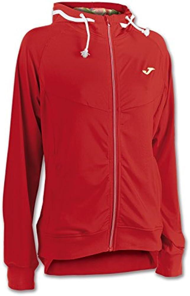 Joma Trendy - Chaqueta para Mujer, Color Rojo, Talla XS: Amazon.es ...