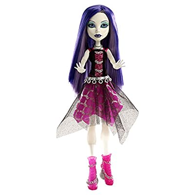 Monster High It's Alive Spectra Vondergeist Doll: Toys & Games