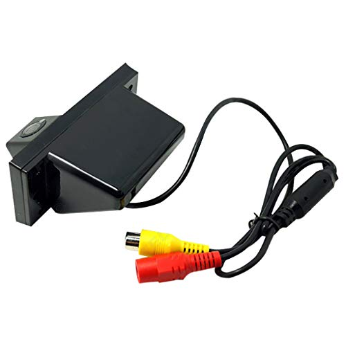 Loop Recording Motion 170 Angle CCD Car Backup Rear View Reverse Parking Camera for BMWCar 1/3/5 Series Black