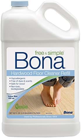 Floor Cleaners: Bona Free & Simple Hardwood Floor Cleaner