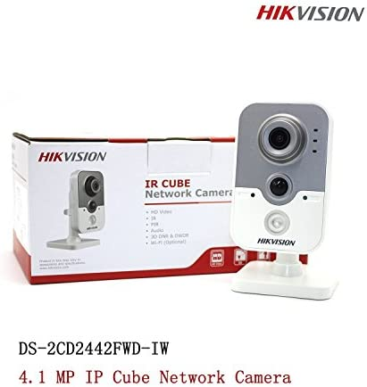 Hikvision DS 2CD2442FWD IW Indoor Wireless Camera product image