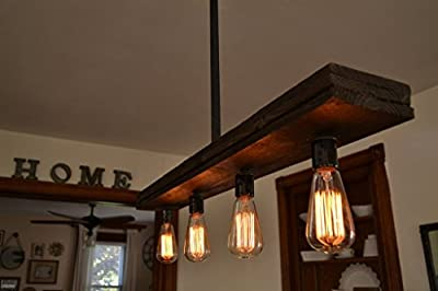 Triple Wood Light