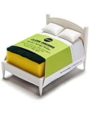 OTOTO Design Bed voor spons - keukenspons opslag, wit