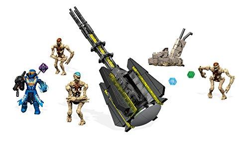 Mega Construx Destiny Hive Horde Attack Building Set from Mega Bloks