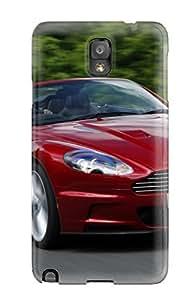 Chrislmes AxAbhhn26252gTHAz Protective Case For Galaxy Note 3(aston Martin Dbs 16)