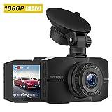 "Campark Dash Cam 1080P FHD DVR Dashboard Camera for Cars 3"" LCD Screen"