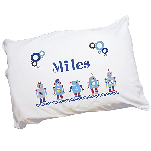 robot pillowcase - 2