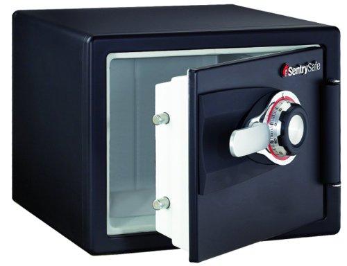 Amazon.com: SentrySafe DS0200 Safe 1 Hour Fireproof Combination ...