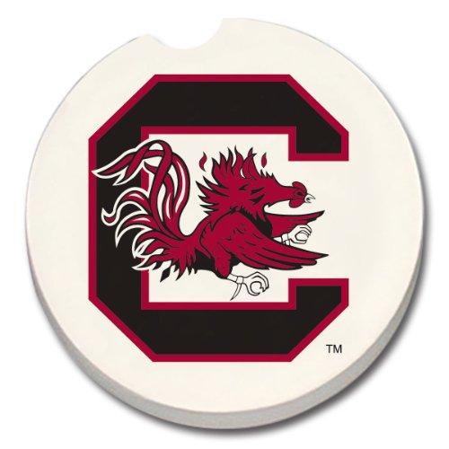 South Carolina Gamecocks Stocking (NCAA South Carolina Fighting Gamecocks Absorbent Car Coaster)