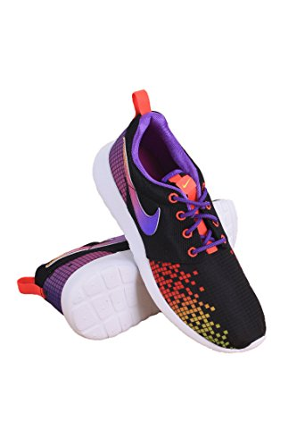 Nike ROSHE ONE PRINT (GS) girls running-shoes 677784