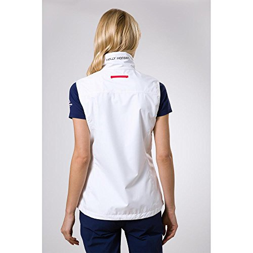Helly Crew White W Hansen Vest 040TO