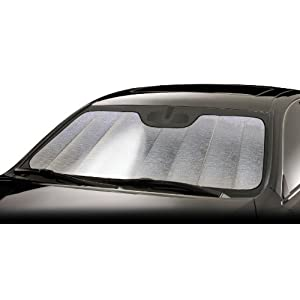 Intro-Tech Ultimate Reflector Custom Fit Folding Window Shade - (Silver)